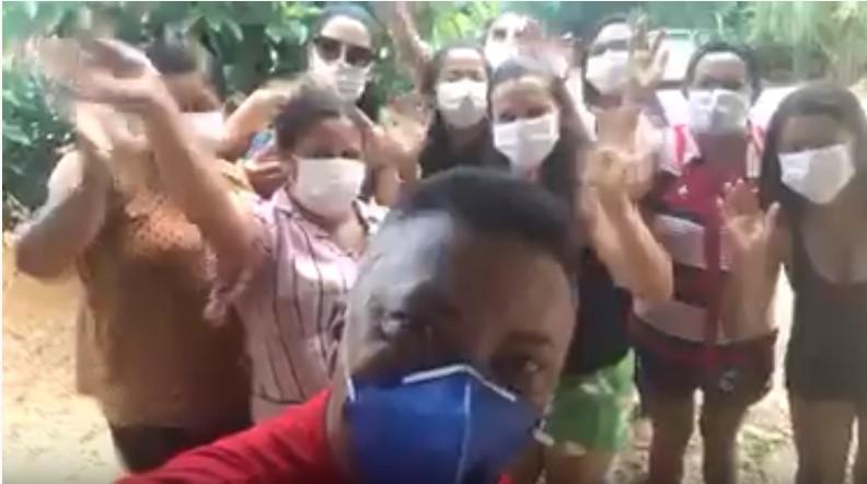 Secretário de saúde deixa cargo após postar imagens em festa durante a pandemia de Covid-19