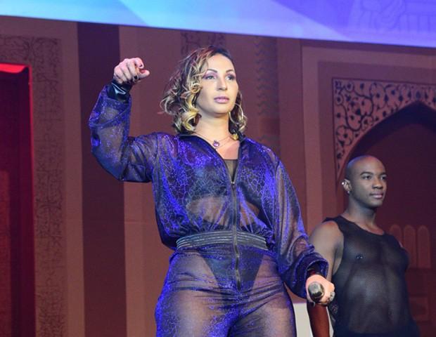 Valesca Popozuda (Foto: Leo Franco/AgNews)