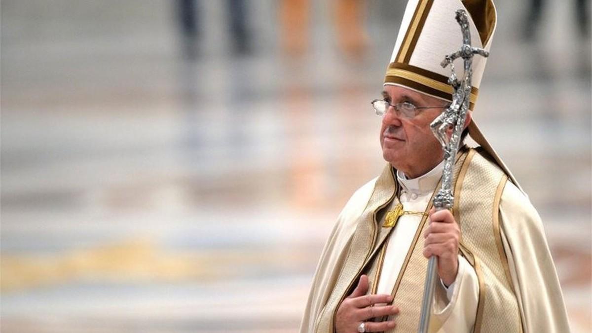 Resultado de imagem para A 'guerra civil' na Igreja Católica que pode abalar pontificado do papa Francisco