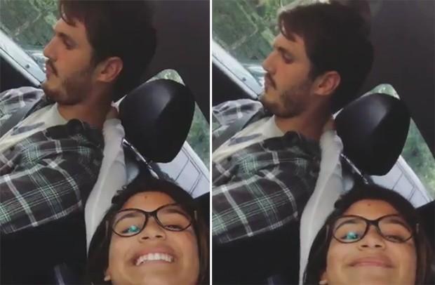 Giulia Costa e Philippe Correia (Foto: Reprodução/Instagram)