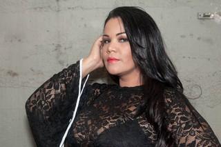 Cláudia Baltazar - Organizadora do concurso Mais Bela Gordinha do Rio (Foto: Anderson Barros / Ego)