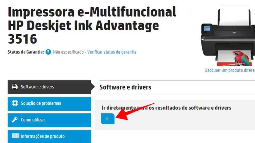 Como baixar e instalar driver da impressora HP Deskjet