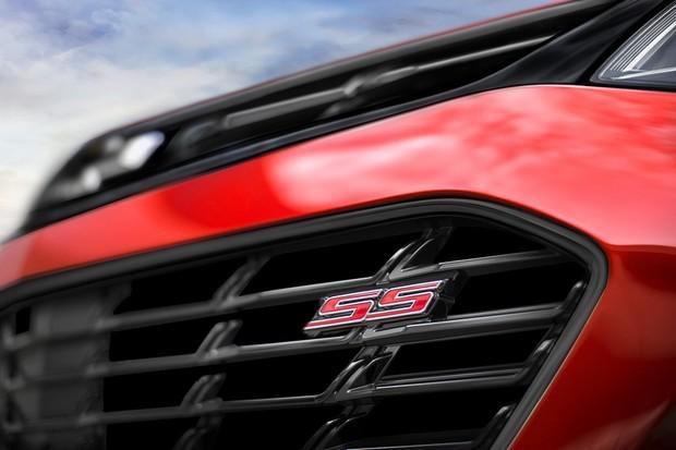 Chevrolet Cruze SS teaser salão sp (Foto: Divulgação)