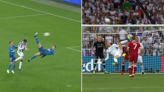 Veja comparação de bicicletas de Cristiano Ronaldo e Bale e vote