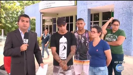 'Me pediu para brincar e de repente isso aconteceu', diz pai de menino morto a pauladas em Teresina