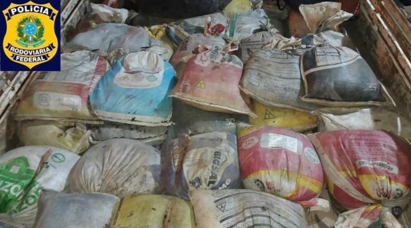 Cinco são detidos com 35 sacos de cassiterita em Ariquemes, RO - Noticias