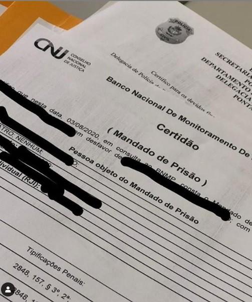 Foragido da Justiça de Uberlândia por latrocínio é preso em Goiás