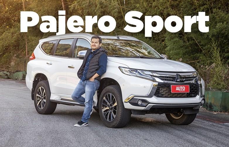 Vídeo: Mitsubishi Pajero Sport (Foto: Marcos Camargo)