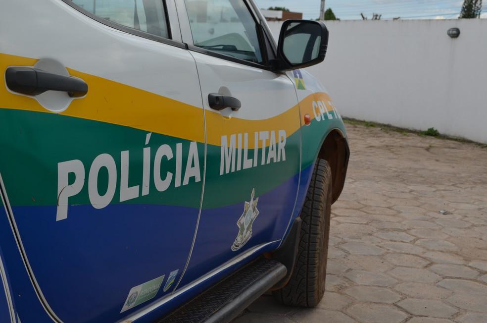 Crime ocorreu neste domingo em Vilhena — Foto: Aline Lopes/Arquivo Pessoal/G1