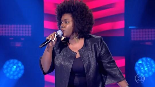 Confira como foi a estreia de Damiana Sadili no 'The Voice Brasil'