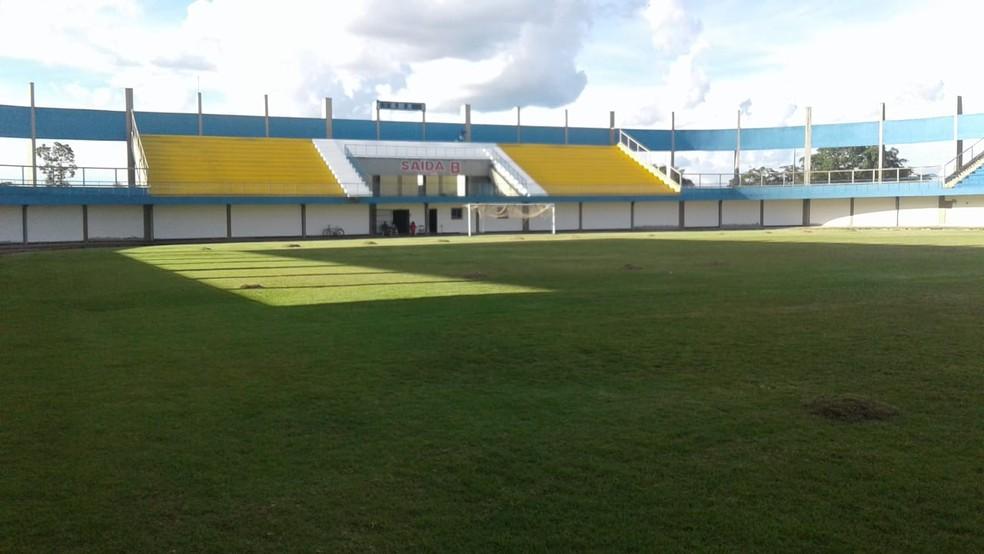 Estádio Mirandão, em Araguaína  — Foto: Divulgação