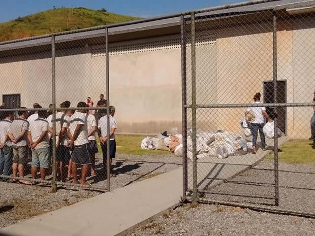Cadeia Pública de Resende, RJ, é inaugurada e recebe 273 presos