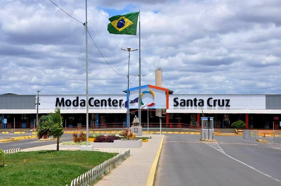 Moda Center prorroga o vencimento da taxa condominial, em Santa Cruz do Capibaribe