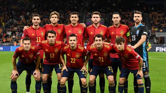 Espanha x França - Final Liga das Nações