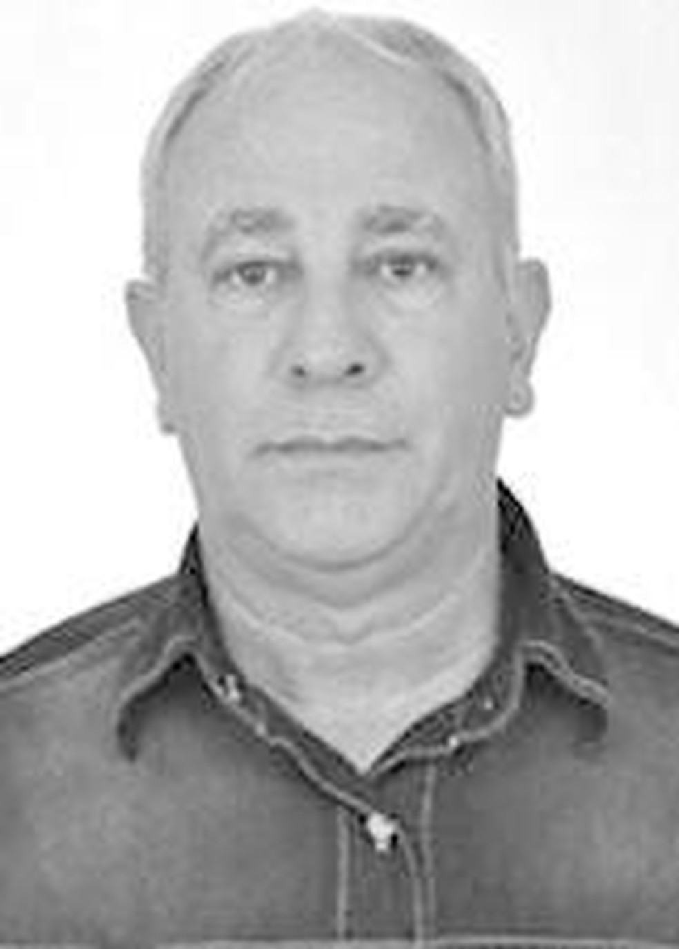 Vereador sofreu uma queda na quinta-feira (22) e estava internado no Hospital Raul Sertã  (Foto: TSE | Reprodução)
