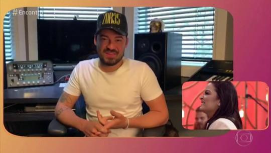 Sertanejo Fernando Zor revela manias da namorada, Maiara