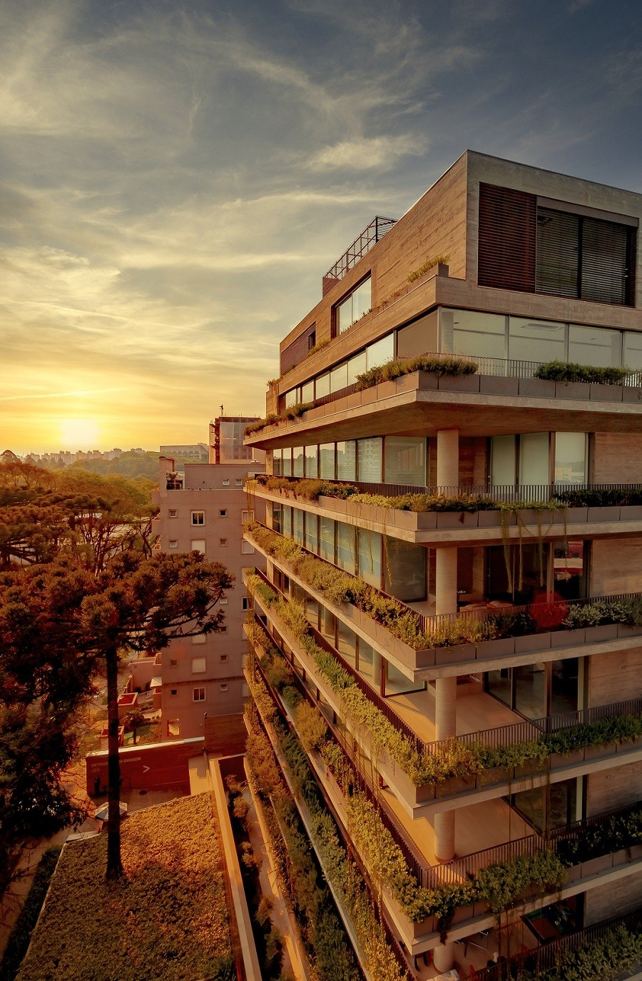 O residencial também já recebeu outros importantes prêmios do mercado de imóveis, como o 23º Prêmio Master Imobiliário e o  terceiro lugar no prêmio Saint-Gobain de Arquitetura Habitat Sustentável (Foto: Marcelo Araújo / Divulgação)