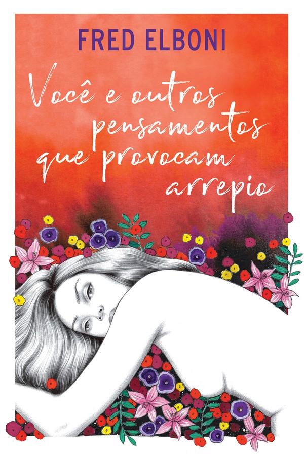 """Livro """"Você e outros pensamentos que provocam arrepios""""  (Foto: Divulgação)"""