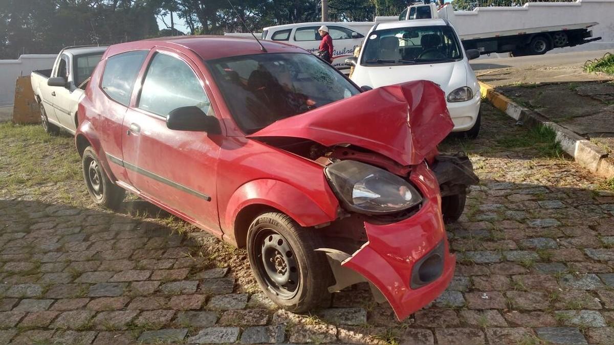 Suspeito de disputar racha e provocar acidente em rua de Mogi é preso