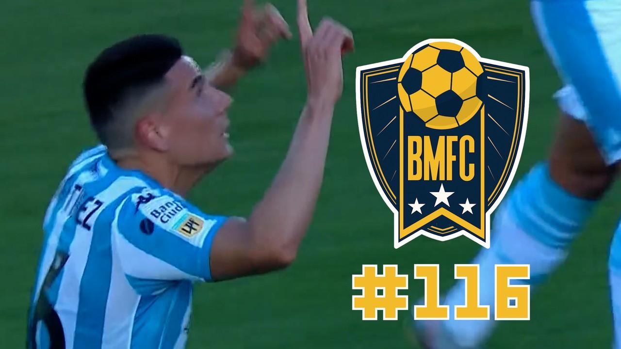 BMFC 116: Golaço de rival do Fla na Libertadores, e pênalti bizarro na Escócia