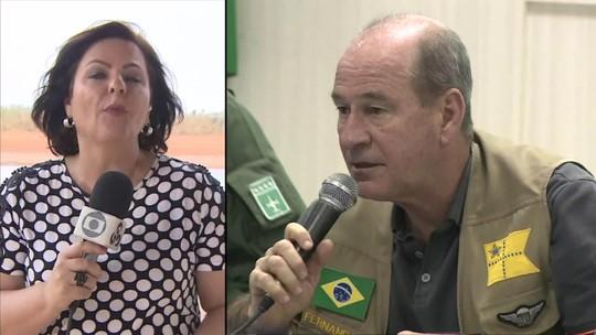 Sem apresentar dados de combate às queimadas, ministro diz que incêndios reduziram na Amazônia