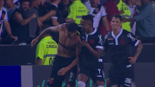 Marrony tem ascensão no Vasco e vira nova aposta de agência que cuida de Vinicius Junior