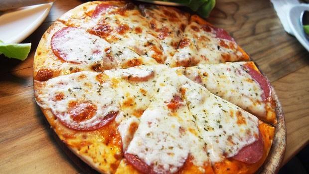 Receita de pizza de liquidificador (Foto: Divulgação )