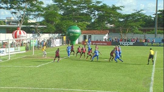 Águia Negra e Aquidauanense decidem o campeonato sul-mato-grossense neste domingo