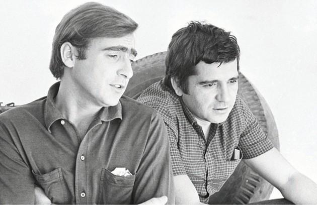 Luis Gustavo morreu neste domingo aos 87 anos. Seu primeiro papel de muito sucesso foi Beto Rockfeller na novela que revolucionou a dramaturgia  (Foto: Reprodução)