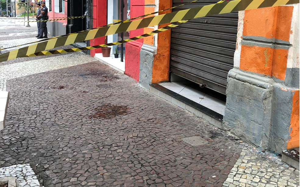 Travesti foi morta com facada no Centro de SP — Foto: Arquivo Pessoal