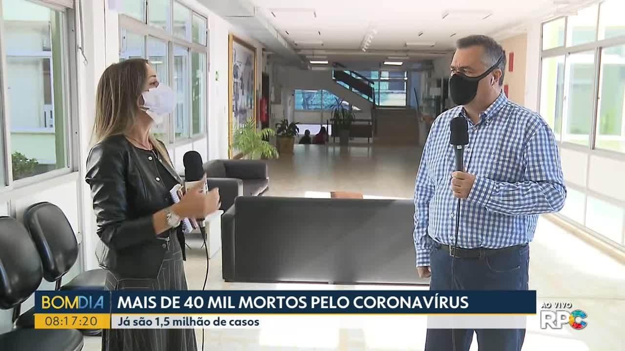 VÍDEOS: Bom Dia Paraná de segunda-feira, 25 de outubro