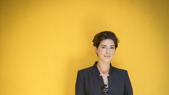 Fernanda Paes Leme brinca ao falar de  sua estreia em 'Sandy & Junior': 'Não me chama de velha'