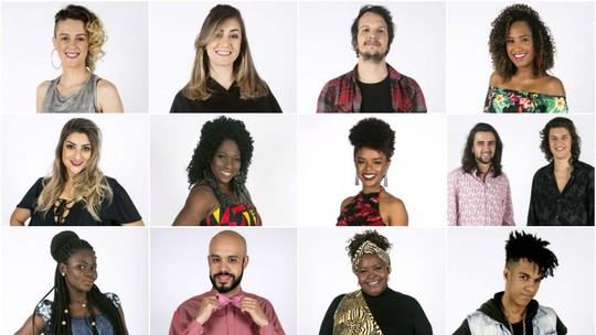 'The Voice Brasil': veja como ficou o Time Brown após 'Audições às Cegas'