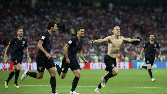Rússia x Croácia Vida Copa do Mundo
