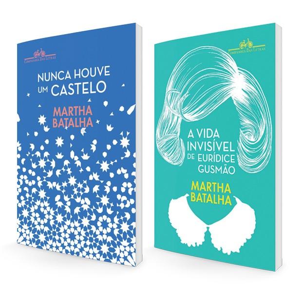 Os dois livros da escritora (Foto: Giampaolo Sgura/Arquivo Vogue, Chico Cerchiaro e Divulgação)