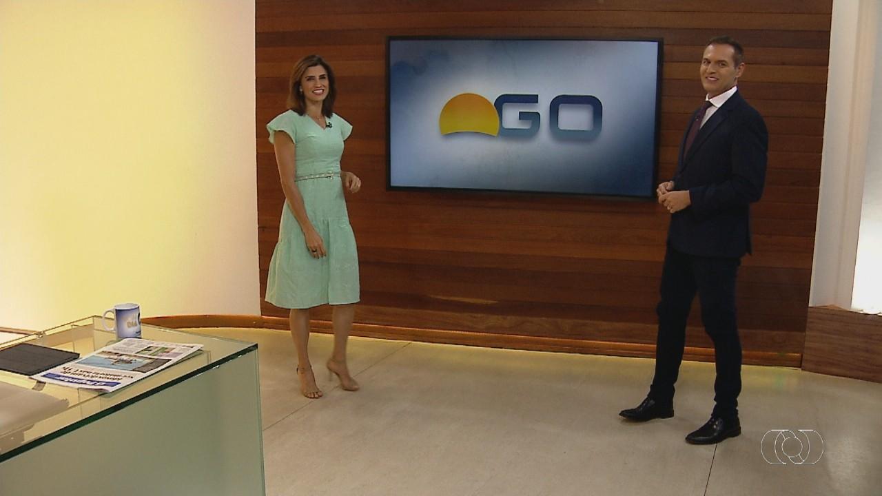 VÍDEOS: Bom Dia Goiás desta quarta-feira, 16 de junho de 2021
