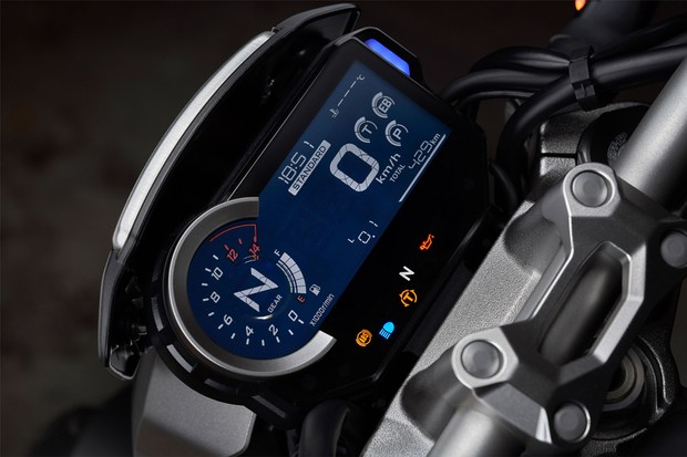 Honda CB 1000R (Foto: divulgação)