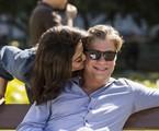 Arthur (Fabio Assunção) surpreende Carolina (Juliana Paes) e os dois decidem recomeçar do zero e terminam juntos com os filhos  | TV Globo
