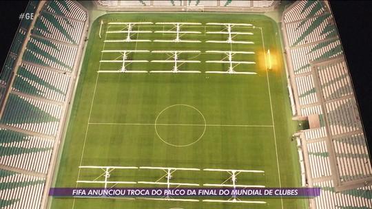 Fifa anuncia troca no palco da final do Mundial de Clubes