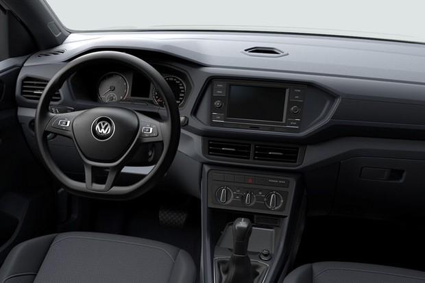 Volkswagen T-Cross PcD (Foto: Divulgação)