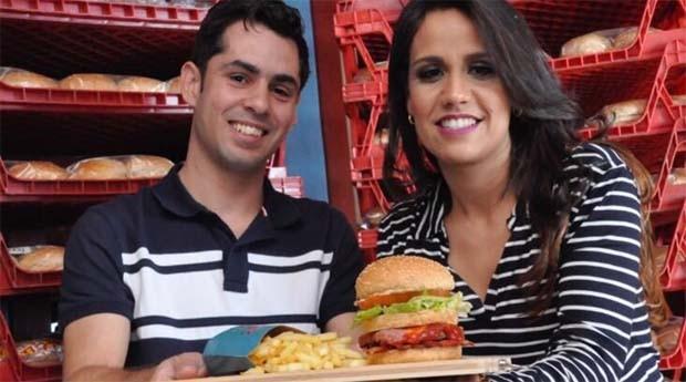 Camila Guerra, fundadora da American Burger (Foto: Divulgação)