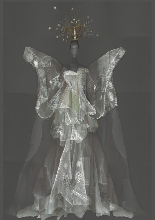 Galliano para Dior (Foto: Divulgação)