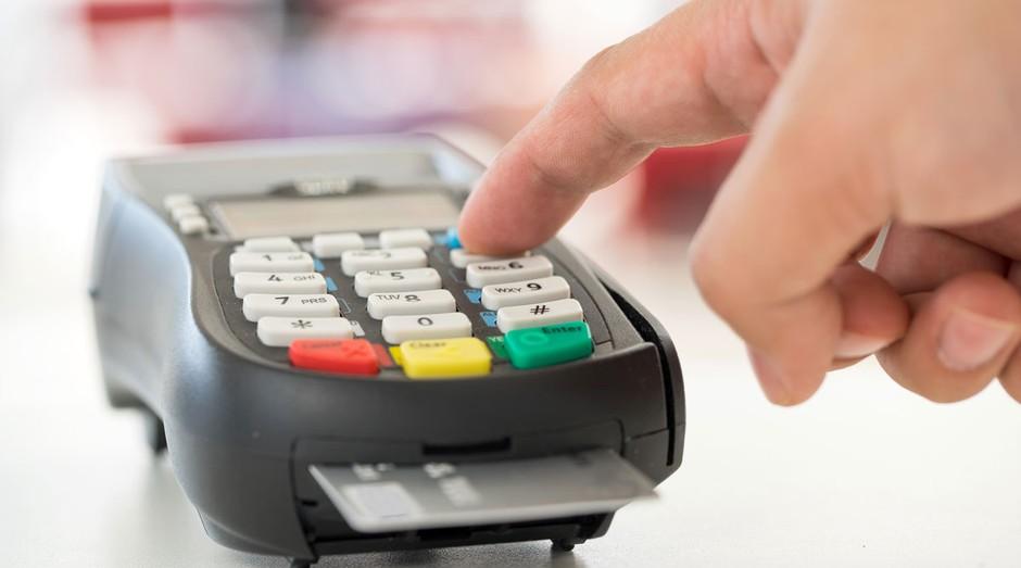 Máquina de Cartão de Crédito (Foto: Divulgação )