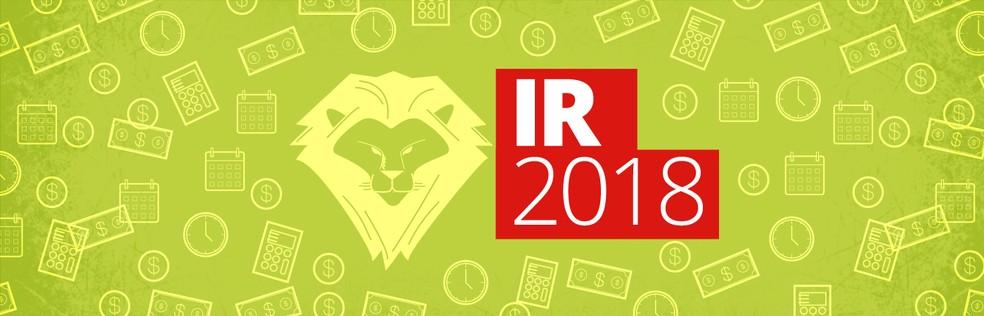Imposto de Renda 2018 IR 2018 selo banner matéria (Foto: Ilustração: Karina Almeida/G1)