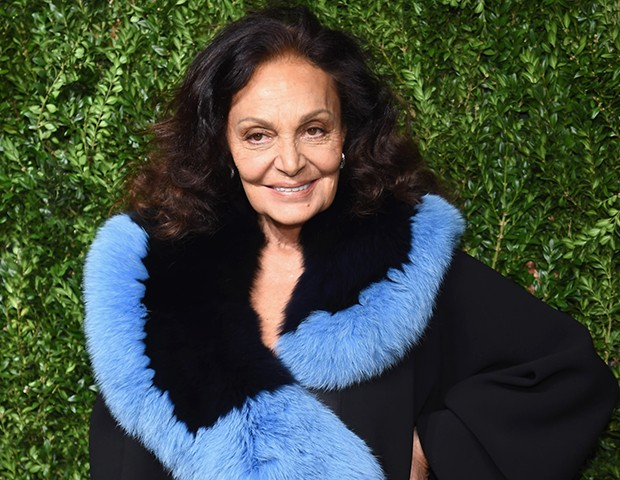Diane Von Furstenberg (Foto: Getty Images)