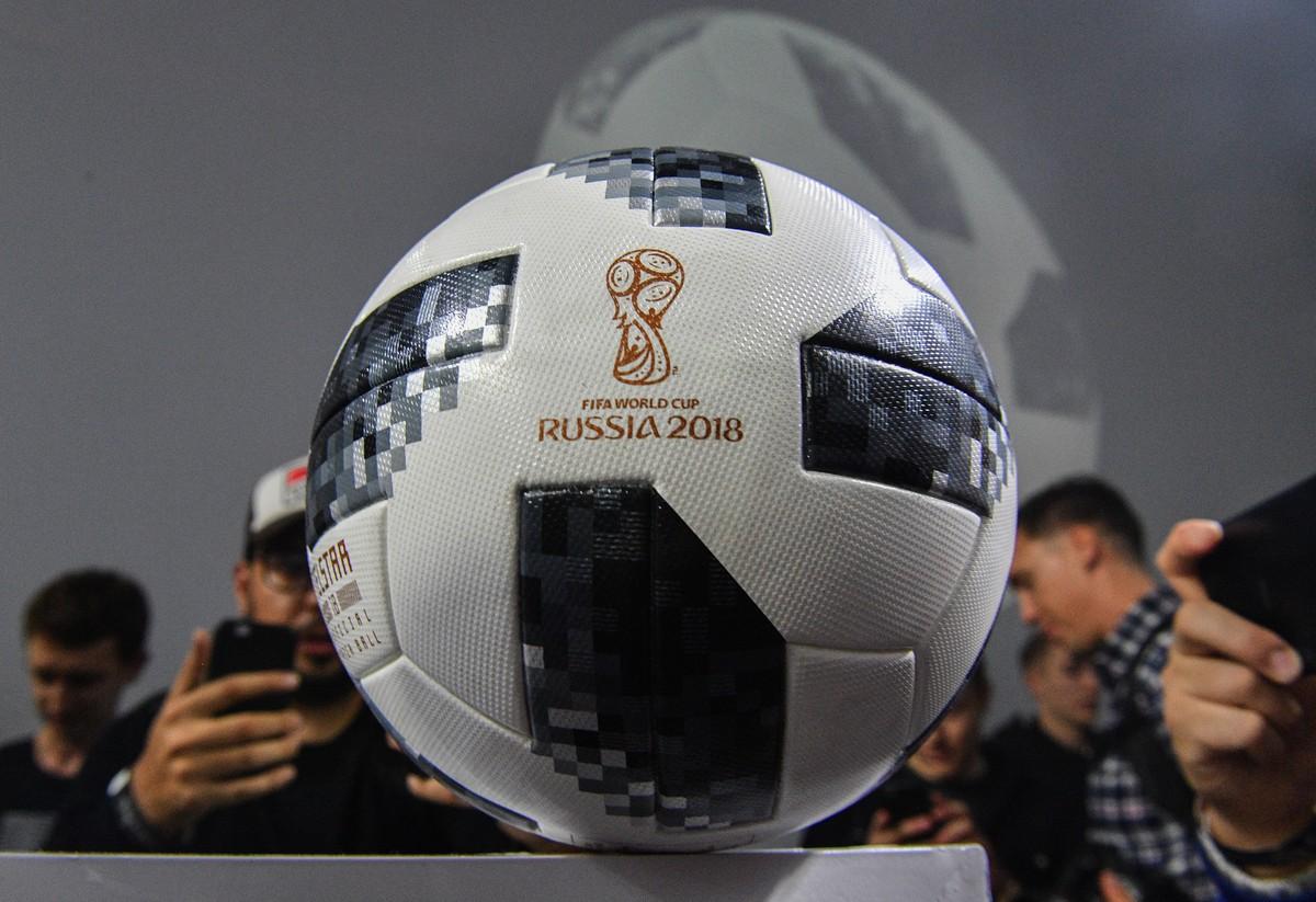 Bola oficial da Copa vai parar no espaço  9347d5bee4fdc