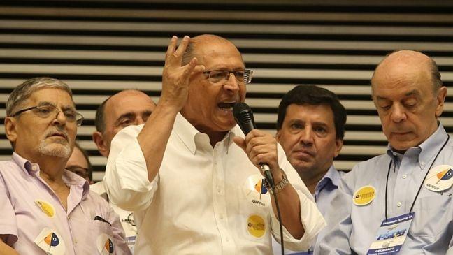 Geraldo Alckmin (Foto: Amanda Perobelli / Estadão)