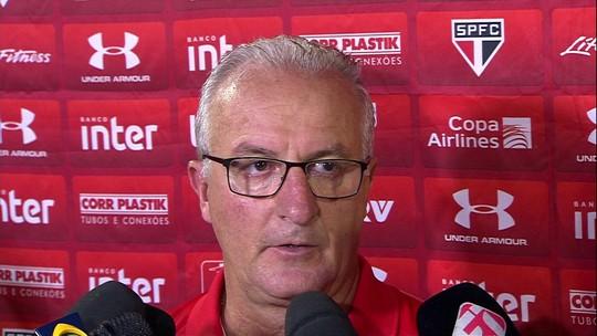 Dorival nega alívio por gol no fim e confia em bom jogo do São Paulo no clássico