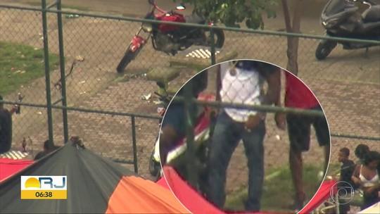 Intenso tiroteio na Cidade de Deus, na Zona Oeste do Rio, deixa uma pessoa baleada