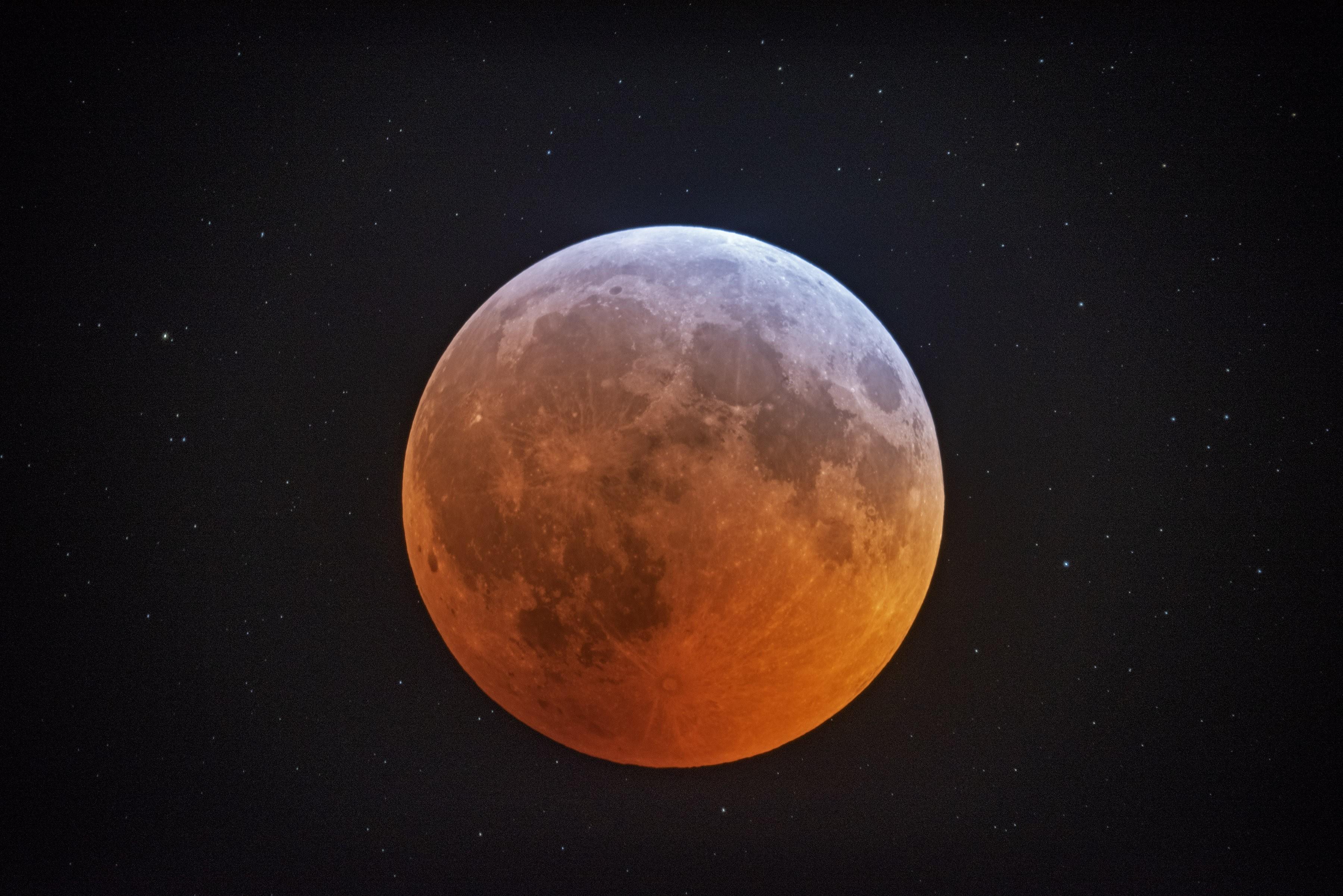Eclipse lunar poderá ser visto de Porto Velho nesta terça-feira, 16 - Notícias - Plantão Diário